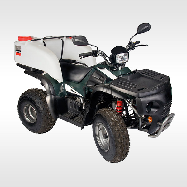 Tank for ATVs - ATV moto4